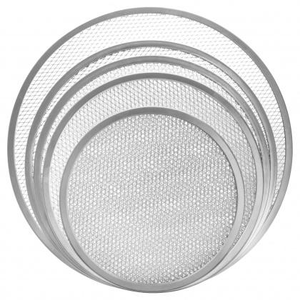 Сетка для пиццы 360 мм алюминиевая - интернет-магазин КленМаркет.ру