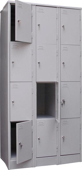Шкафы для сумок и одежды