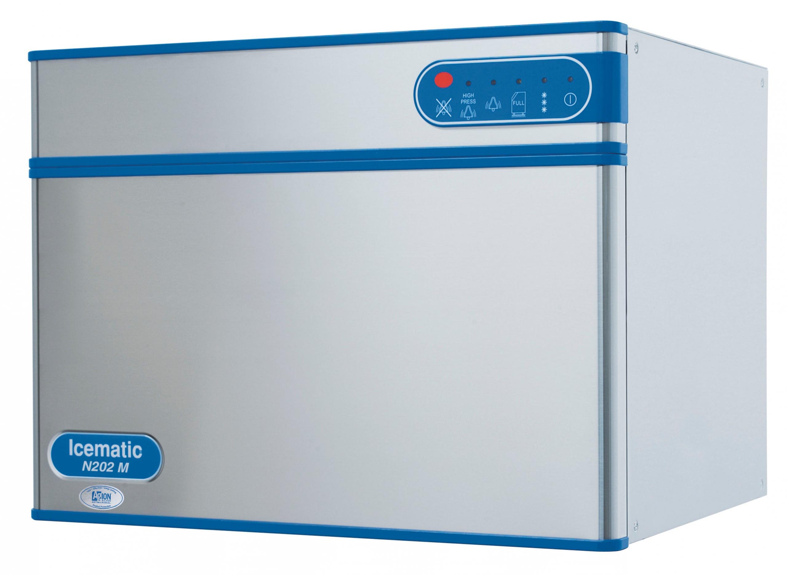 Льдогенераторы кубикового льда