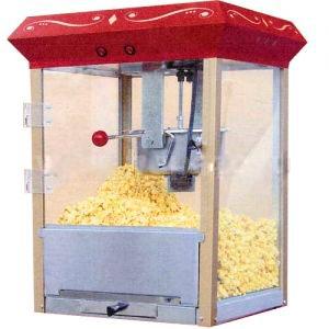 Аппараты для производства сахарной ваты и попкорна