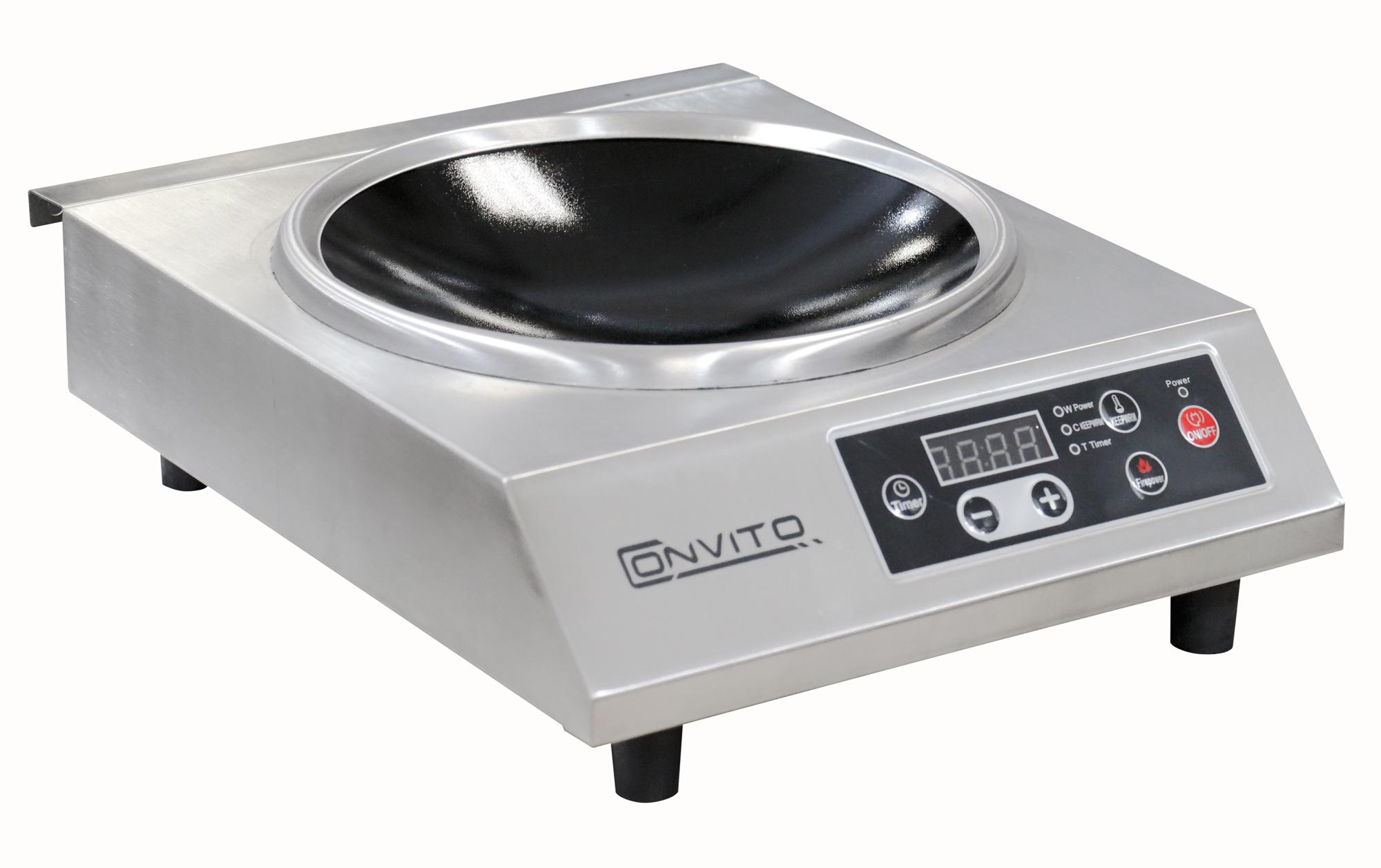 Профессиональные индукционные плиты