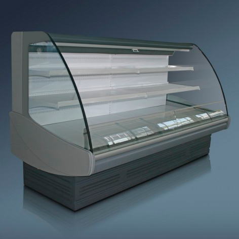 Витрины холодильные (выносной холод)