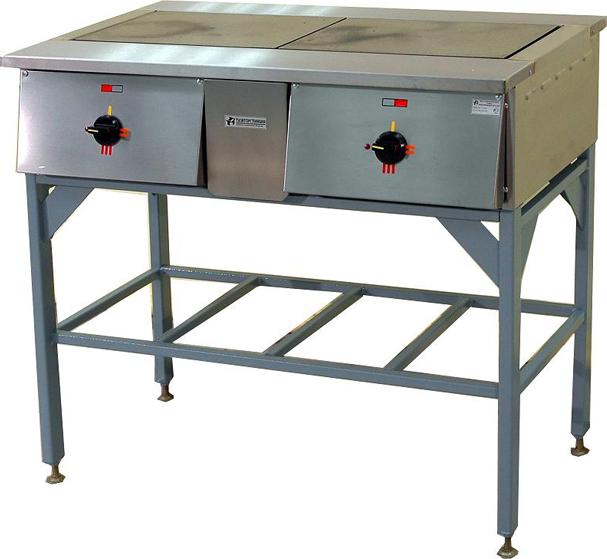 Профессиональные электрические плиты